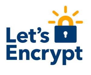 無料SSL Let's Encrypt のロゴ